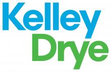 A logo for Kelley Drye & Warren LLP